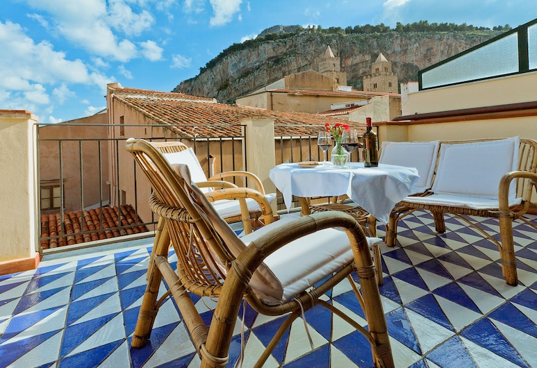 La Plumeria Hotel, Cefalù