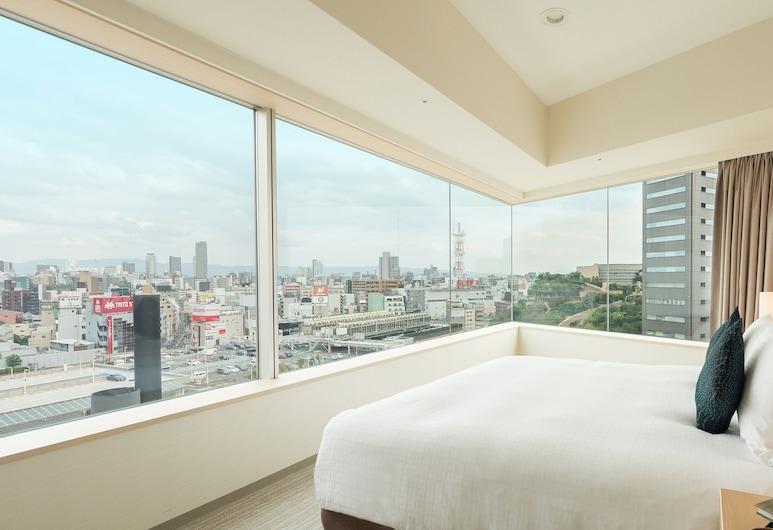 大阪南海輝盛庭國際公寓, Osaka, 行政公寓, 2 間臥室, 客房