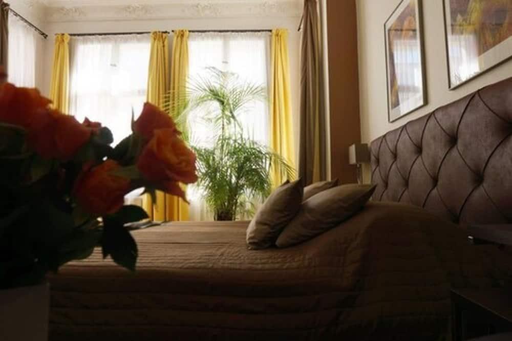 חדר קומפורט זוגי, מספר מיטות (Modern) - אזור מגורים
