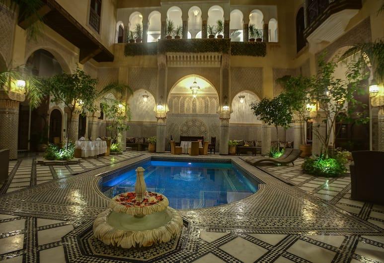 Riad Salam Fes, Fes, Binnenzwembad