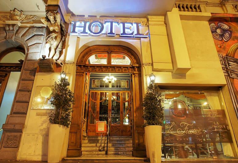 La Fresque Hotel, Buenos Aires, Kuisti