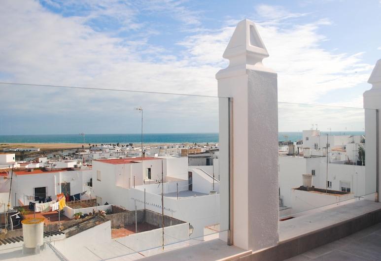 Hostal Costa de la Luz, Conil de la Frontera, Terraza o patio