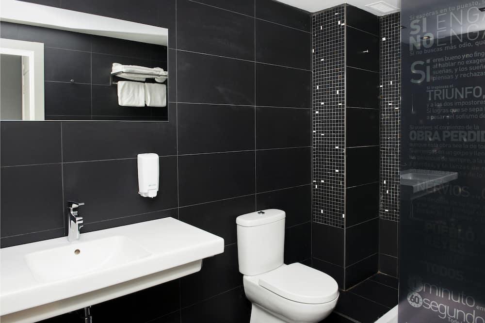 Superior Double Room - Bathroom Shower