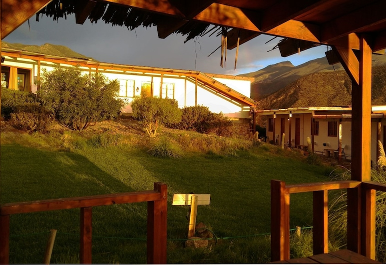 Terrace Lodge, Putre, Front of property