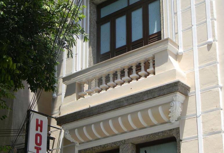 호텔 아메리카노, 리우데자네이루