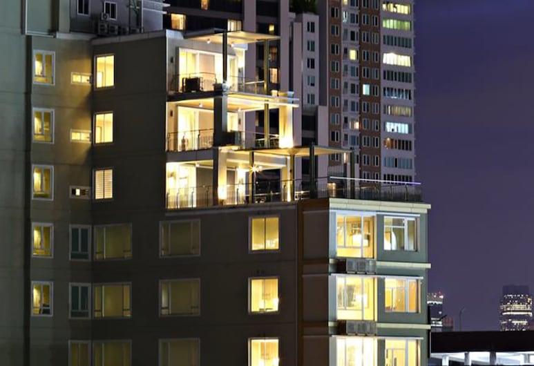 V Residence Serviced Apartment, Bangkok, Außenbereich