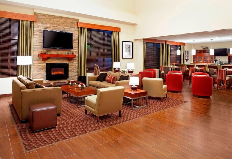 Four Points by Sheraton Houston Hobby Airport, יוסטון, טרקלין הלובי