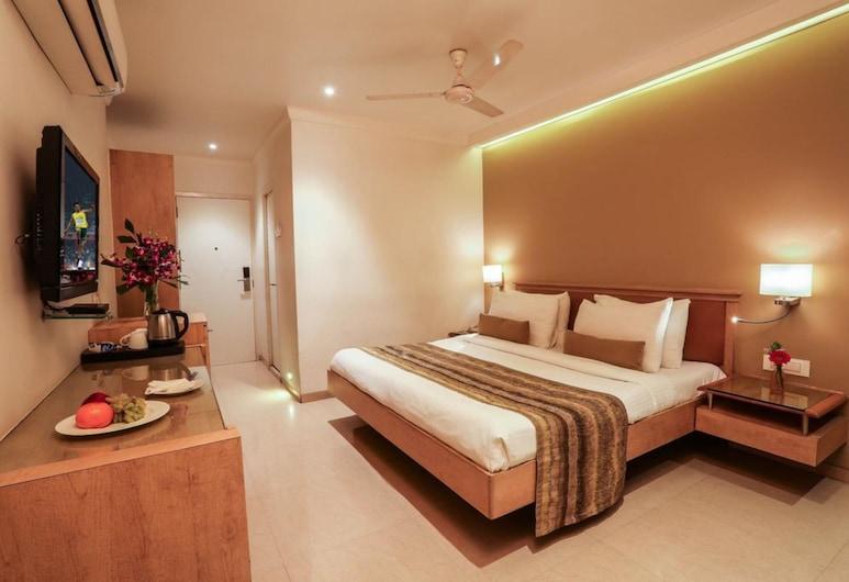 Hotel Suncity Apollo, Mumbai, Pokój Deluxe, Pokój