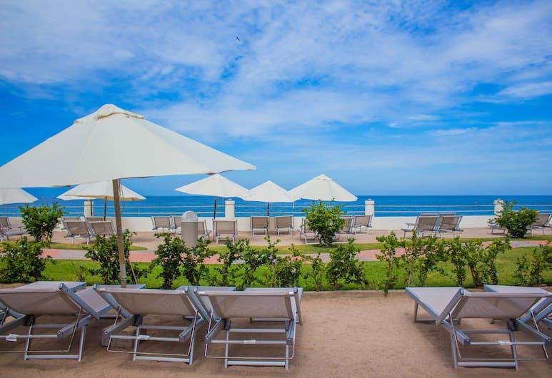 Plaza Pelicanos Grand Beach Resort - All Inclusive, Пуэрто-Вальярта, Терраса/ патио