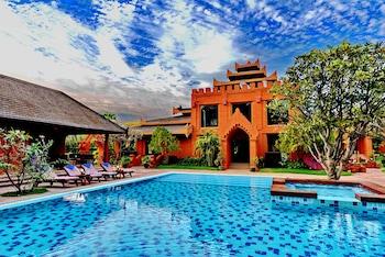 Selline näeb välja Myanmar Treasure Resort Bagan, Nyaung-u