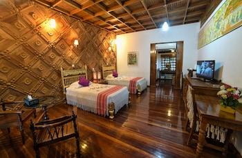 Foto van Thazin Garden Hotel in Nyaung-U