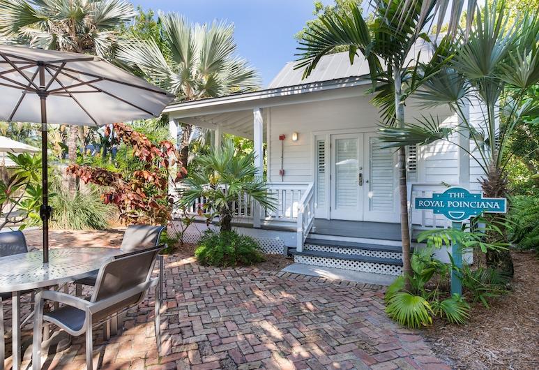 Paradise Inn Key West-Adults Only, Key West, Cottage, 2 slaapkamers (Royal Poinciana), Terras