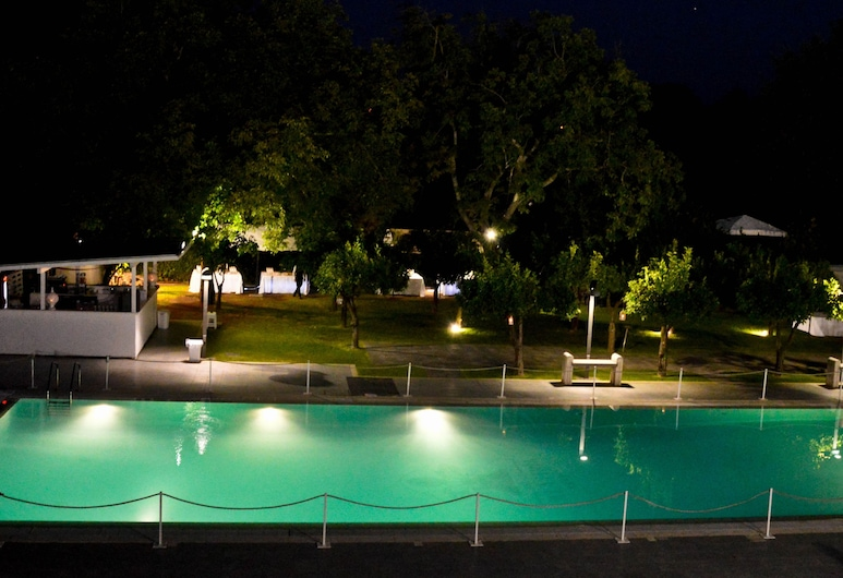 Grand Hotel Villa Itria, Viagrande, Außenpool