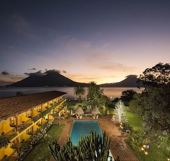Panajachel bölgesindeki Hotel Villa Santa Catarina resmi