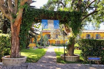 Obrázek hotelu Hotel Villa Santa Catarina ve městě Panajachel