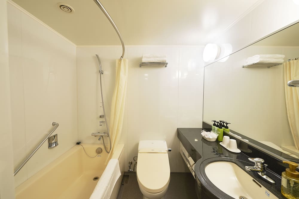 Habitación Deluxe con 2 camas individuales (Simmons Bed) - Baño