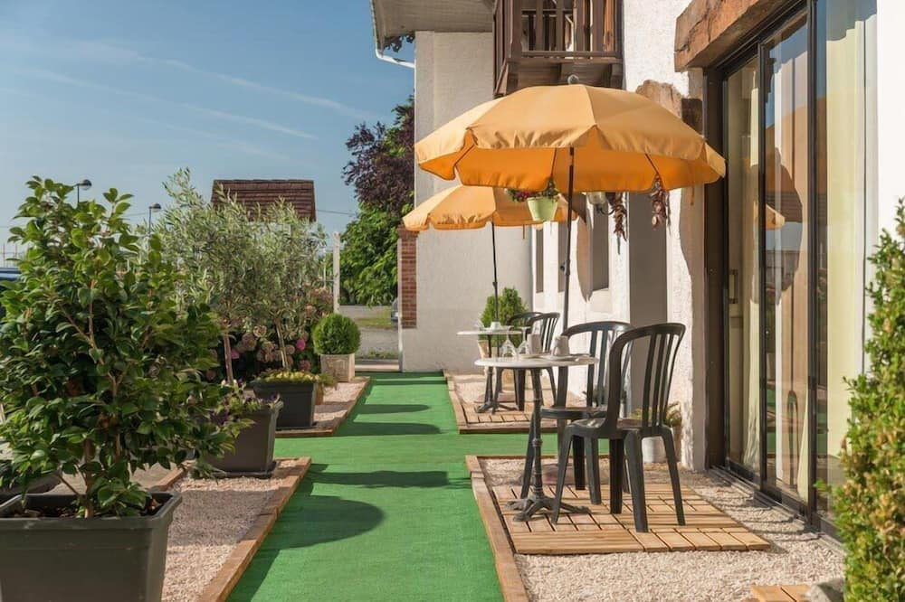Dobbeltværelse - Terrasse/patio