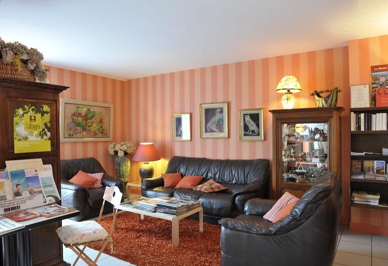 Hotel Ursula, Cambo-Les-Bains, Χώρος αναμονής