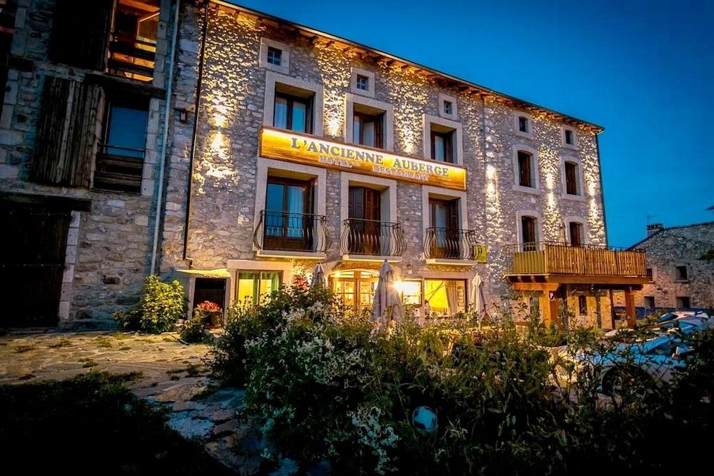 Hotel L'Ancienne Auberge, Bolquere