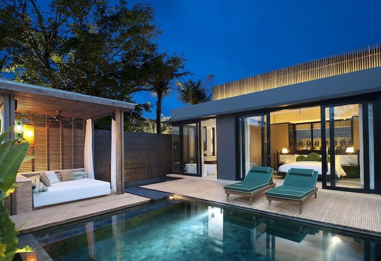 W Bali - Seminyak, Seminyak, Vila, 1 quarto (Marvelous Pool Villa), Quarto