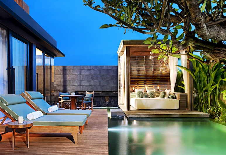 W Bali - Seminyak, Seminyak, Villa, 1 camera da letto, non fumatori, terrazzo (Marvelous Pool Villa), Camera
