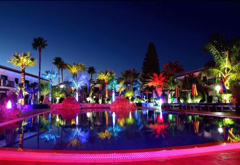 Loutsiana Hotel Apts, Ayia Napa, Açık Yüzme Havuzu