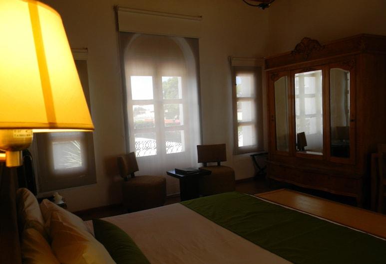 Hotel Quinta Lucca, Queretaro, Suite, 1 king size krevet, Soba za goste