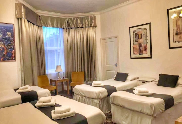 The Kensington Hotel, Bournemouth, Family Room, Guest Room