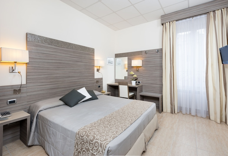 Morrisson Hotel, Rome, Double or Twin Room, Guest Room