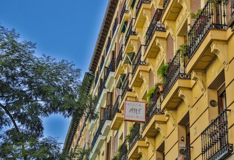 Hostal Art Madrid, Madrid, Extérieur