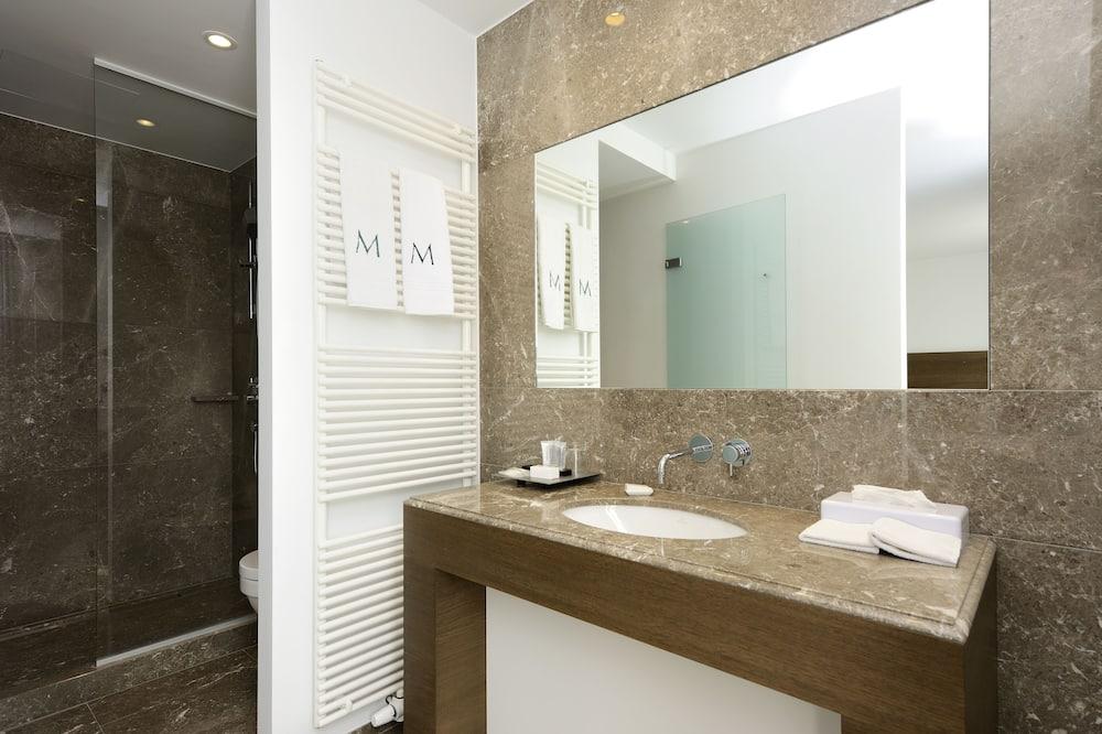 Dvojlôžková izba typu Premium pre 1 osobu - Kúpeľňa