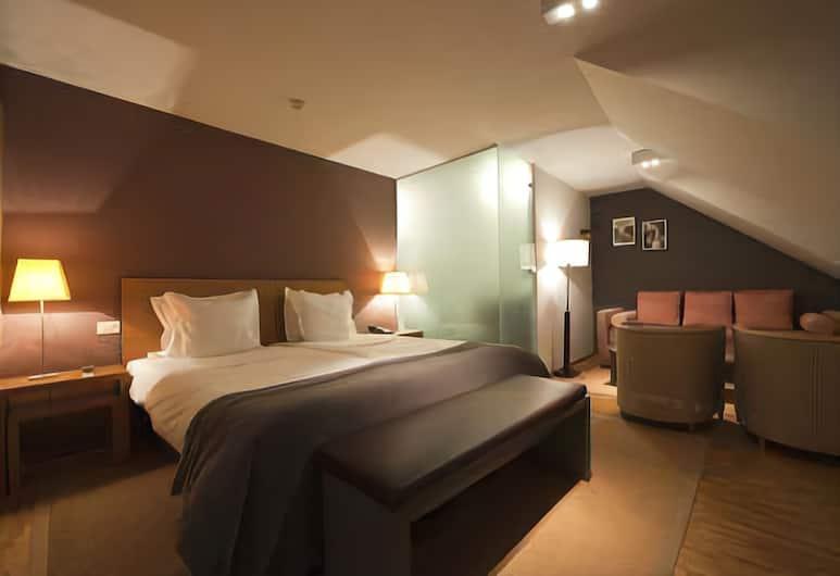 Hotel Messeyne, Kortrijk, Kamer
