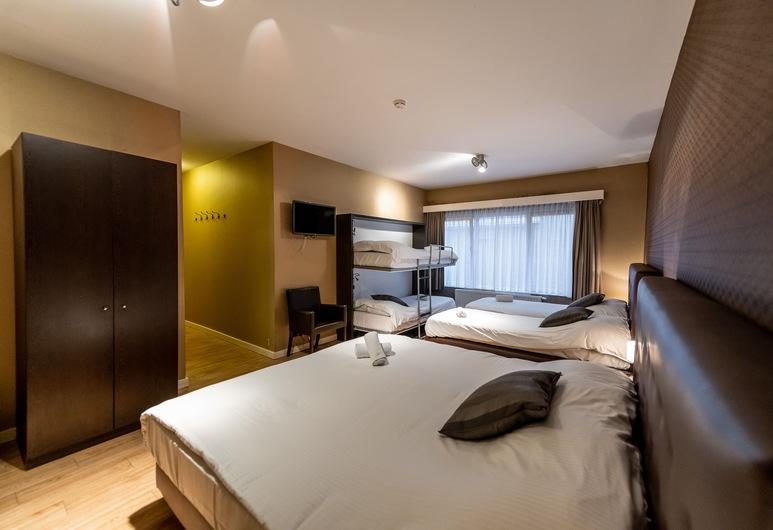 Boutique Hotel Onderbergen, Ghent, Családi szoba (6 Adults), Vendégszoba
