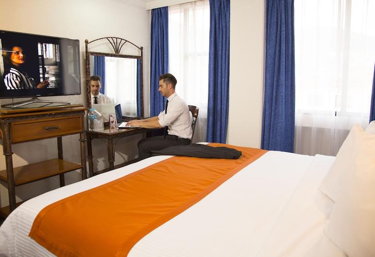 Hotel Ciros, Pachuca, Standardní pokoj, dvojlůžko (180 cm), Pokoj