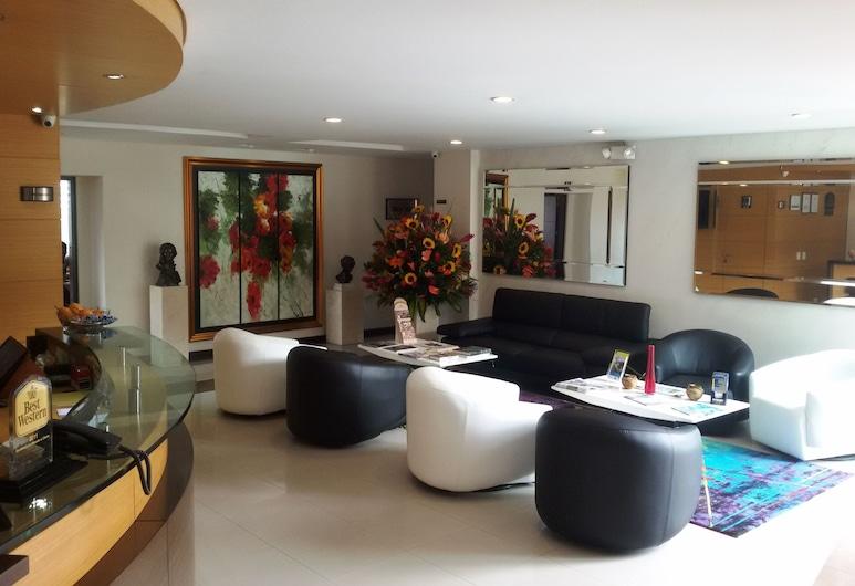 Sky Medellin Hotel, Medellin, Lobi Oturma Alanı
