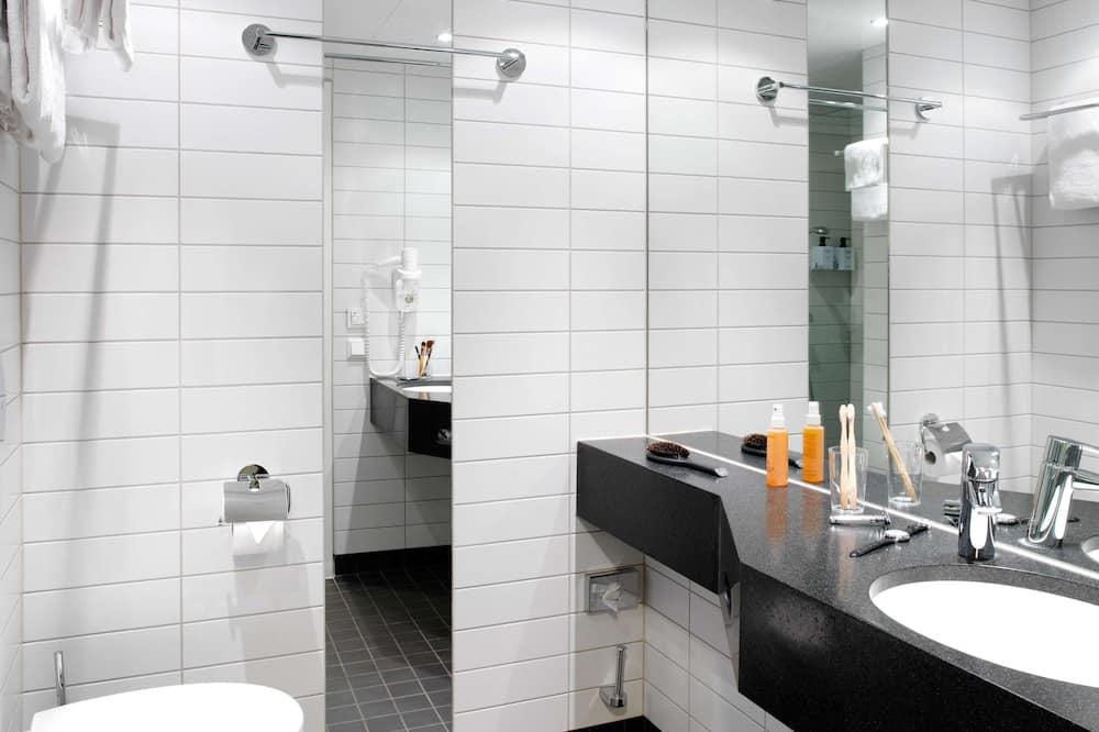 Superior-værelse - 1 queensize-seng (Extra) - Badeværelse