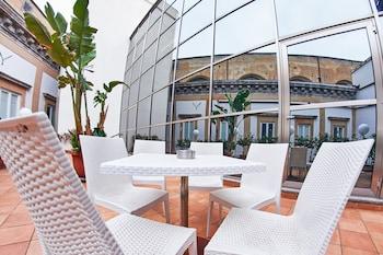 在帕勒莫的普拉索斯塔诺酒店照片