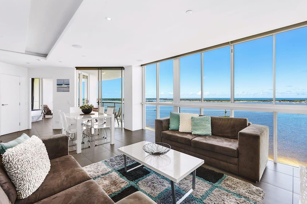 Apartmán typu Executive, 2 ložnice - Obývací prostor