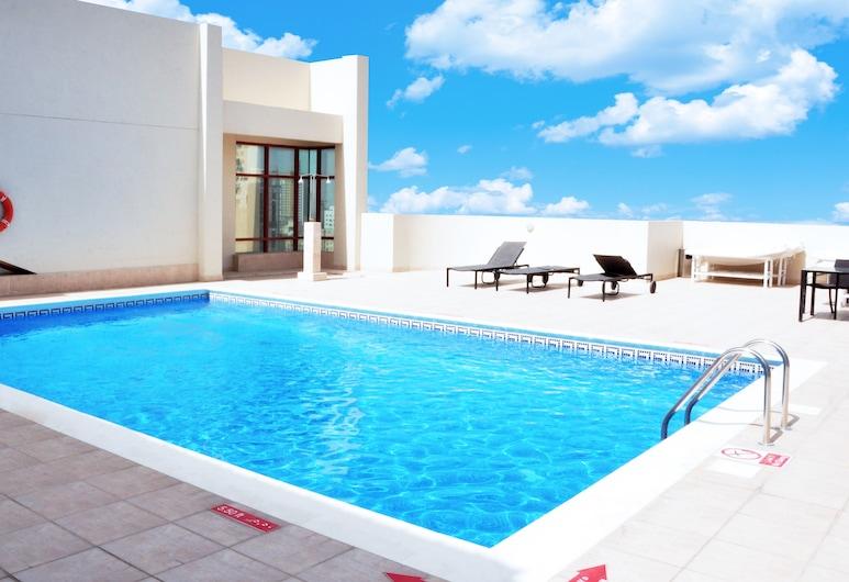 巴林阿爾梅茲酒店, 麥納麥, 泳池