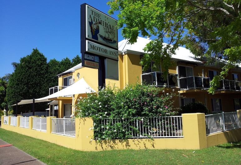 Admiral Nelson Motor Inn, Nelson Bay