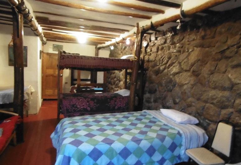 MammaCusco Hostel, Cusco, Tomannsrom – classic, 2 enkeltsenger, Gjesterom