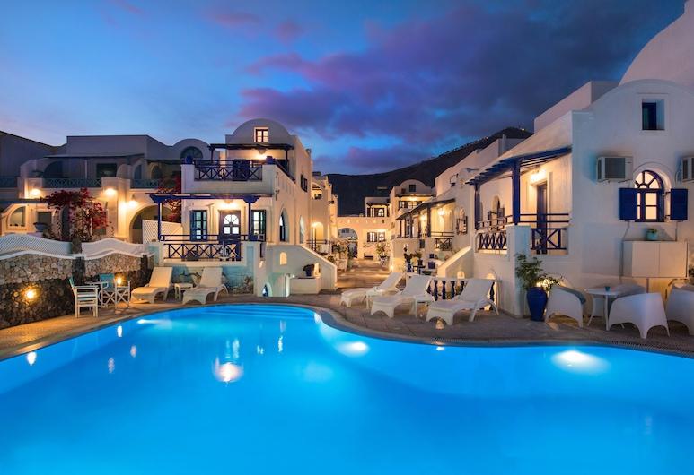Samson's Village, Santorini, Outdoor Pool