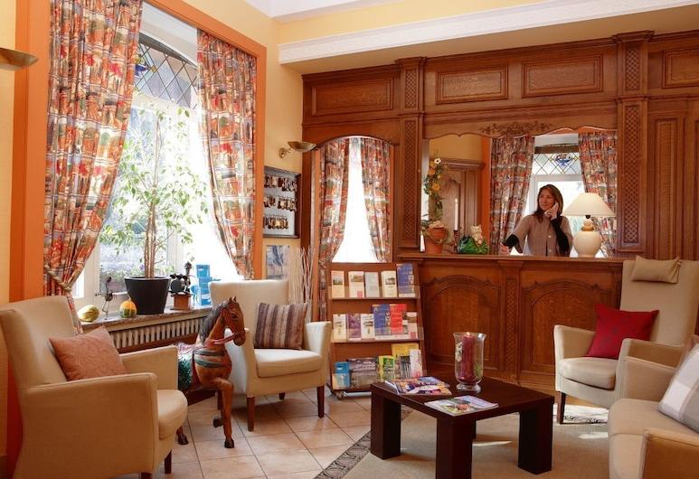 Hôtel - Restaurant Victor Hugo, Vianden, Lobby