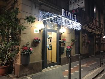 Selline näeb välja Hotel Corso, San Remo