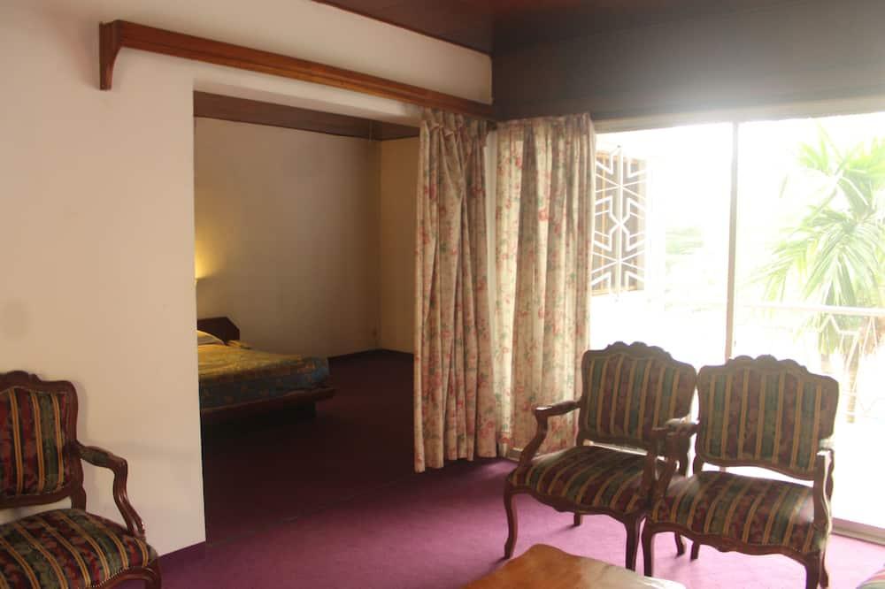 Condo, 1 phòng ngủ - Phòng khách