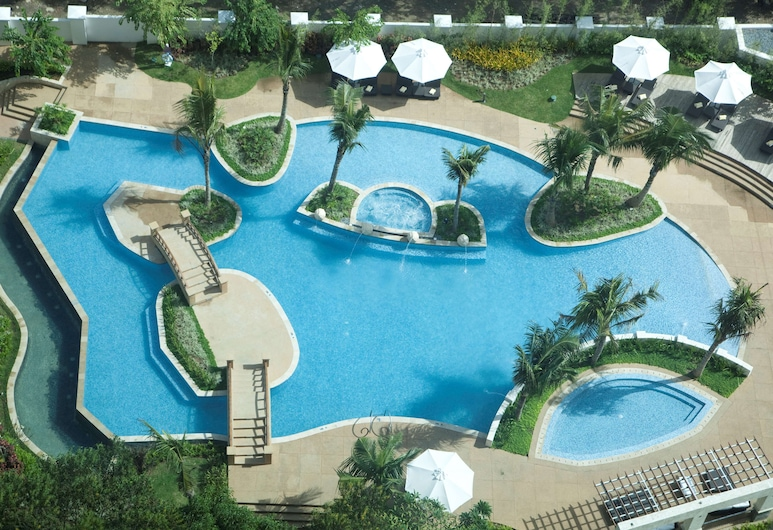 Radisson Blu Cebu, Cebu, Kolam Renang Luar Ruangan