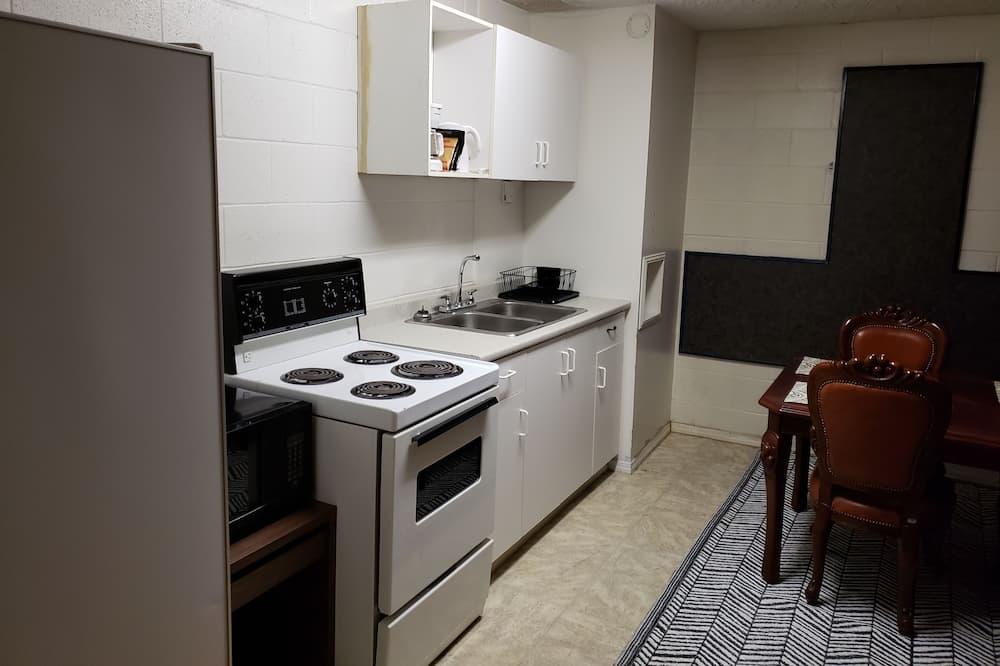 Suite familiar, cocina básica - Comida en la habitación