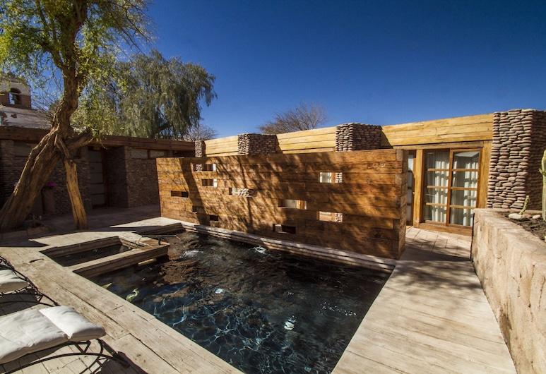 Terrantai Lodge Hotel, San Pedro de Atacama, Piscina Exterior