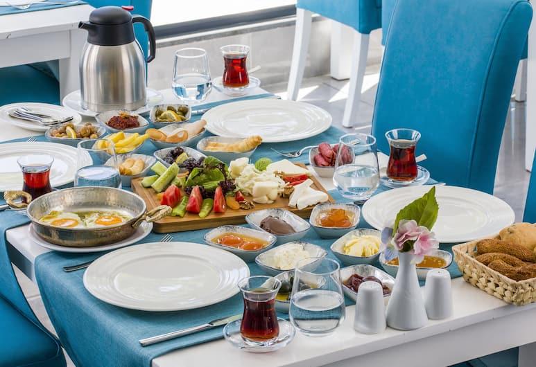 My Marin Hotel, Bodrum, Kahvaltı Alanı