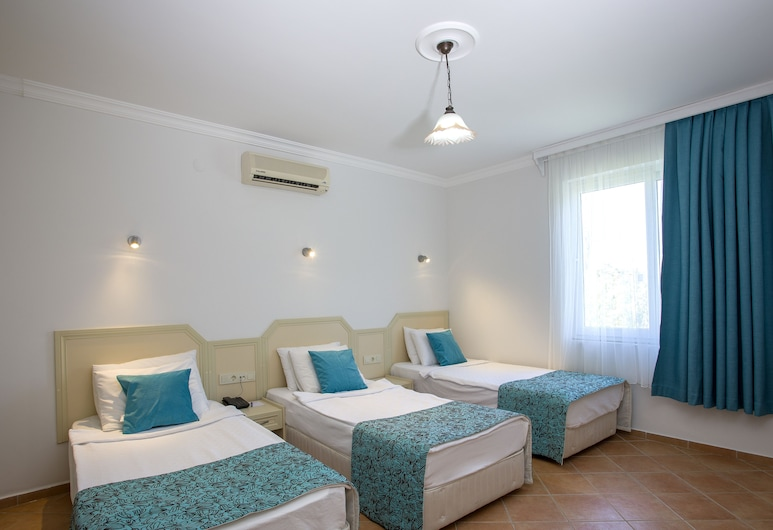 My Marin Hotel, Bodrum, Triple Room, Guest Room